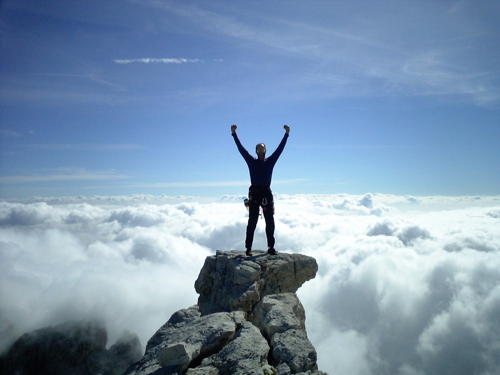 Image result for i m on top of the world